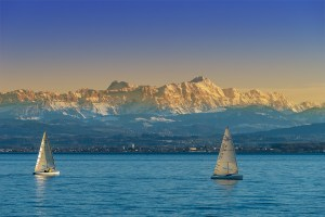 Lake Constance or Bodensee