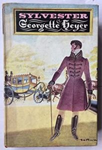 Sylvester Georgette Heyer 1958 cover