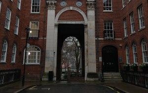 Essex Street arch