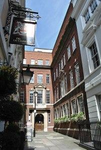 Devereaux Court, London