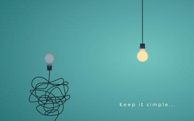 Keep It Simple illustration