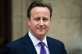 Primer Ministro de Reino Unido David Cameron