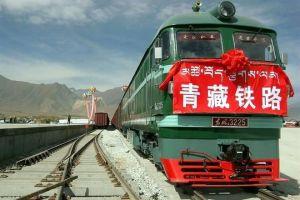CHINA-TRENES