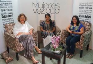 Eufrosina Cruz Mendoza - Mujeres en Voz Alta (2)