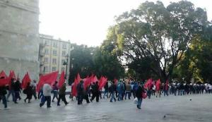 Con marcha exige FPR justicia.