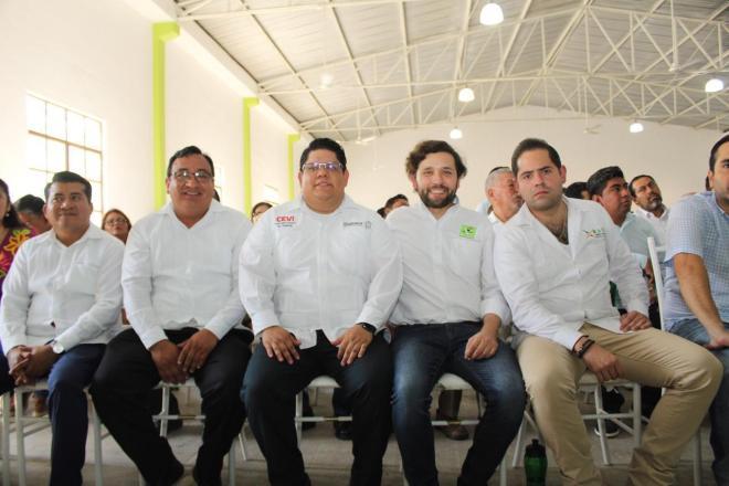 PVEM garantía de buenos gobiernos municipales: Raúl Bolaños-Cacho Cué