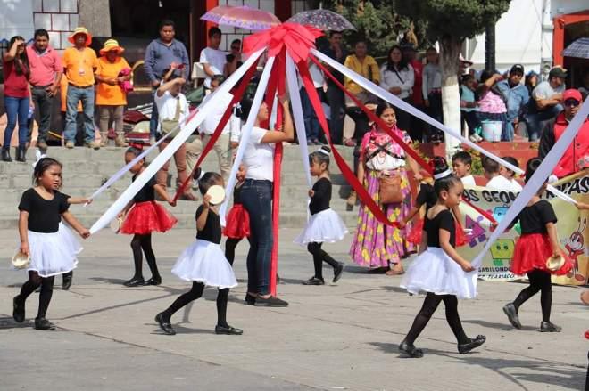 El municipio de Tlaxiaco llevó a cabo actividades cívicas conmemorativas por el aniversario de la Revolución Mexicana