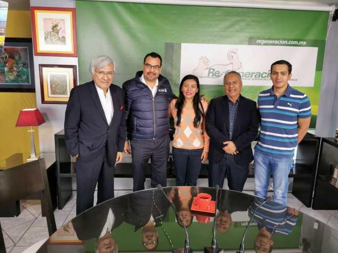Habrá en 2020 nuevo Hospital General Dr. Aurelio Valdivieso: Alfredo Martínez de Aguilar