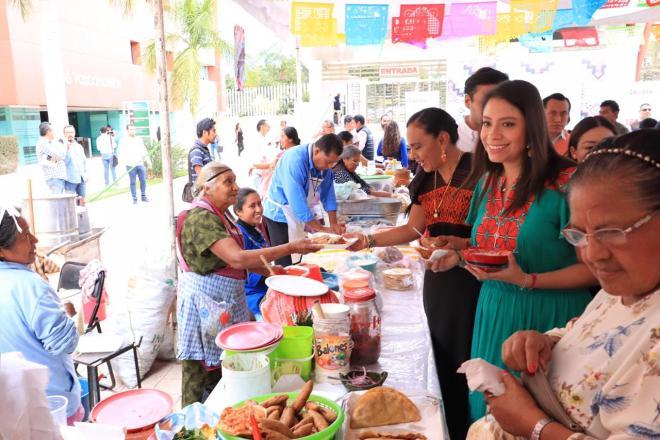 Inaugura Sedesoh la 21° Feria de Inclusión Social en Ciudad Administrativa