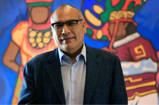 El camino de la concordia: Martín Vásquez Villanueva