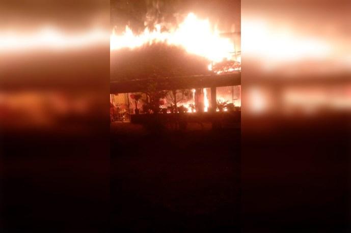 Arde la Cuenca del Papaloapan