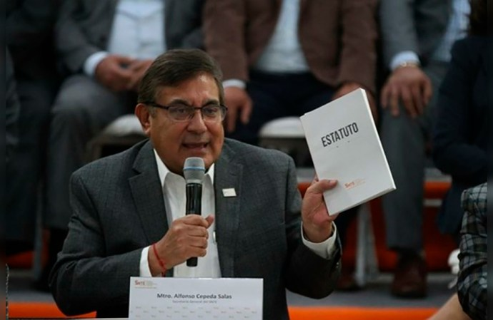 Sin toma de nota y sin aprobación del reglamento de elecciones del SNTE