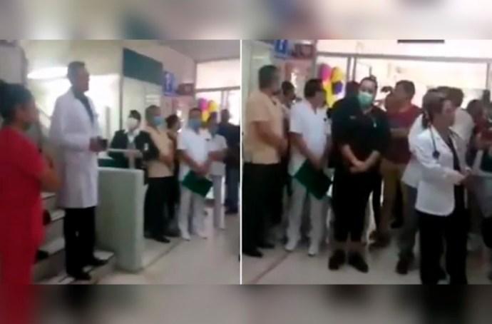En Michoacán amenazan con quemar a pacientes con Covid-19 si son atendidos en el IMSS