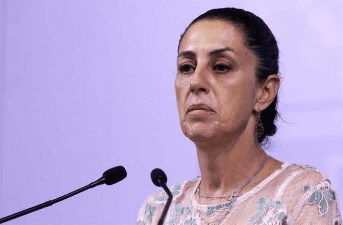 Jefa de Gobierno pide disculpas