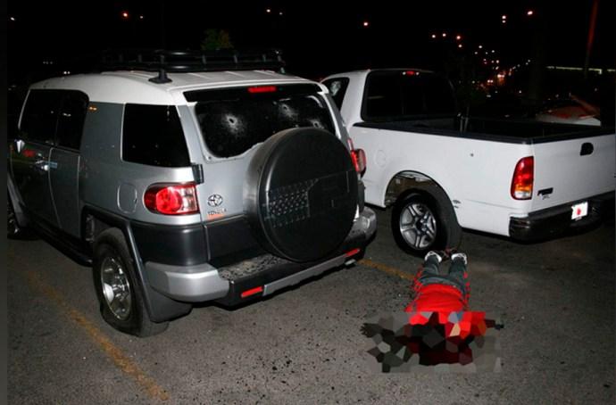 Esta es la única foto de la muerte del hijo del Chapo Guzmán