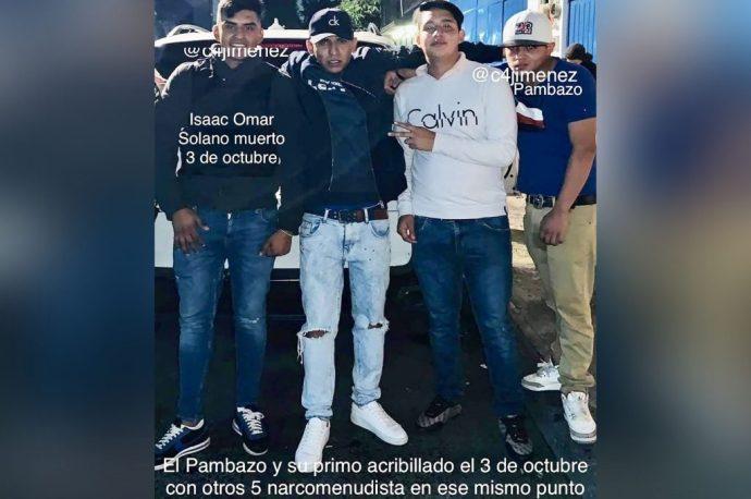 'El Pambazo' se acabó a los 17 años, durante un enfrentamiento en la Ciudad de México 2