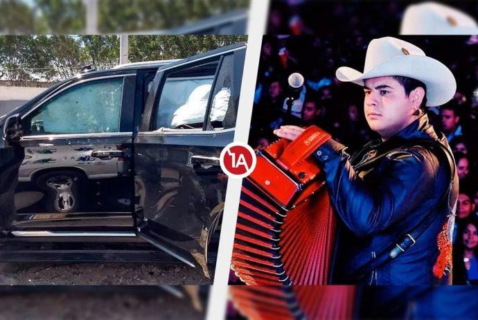 Asesinan despiadadamente al hermano a la cuñada y al sobrino del cantante de narcocorridos Alfredo Olivas