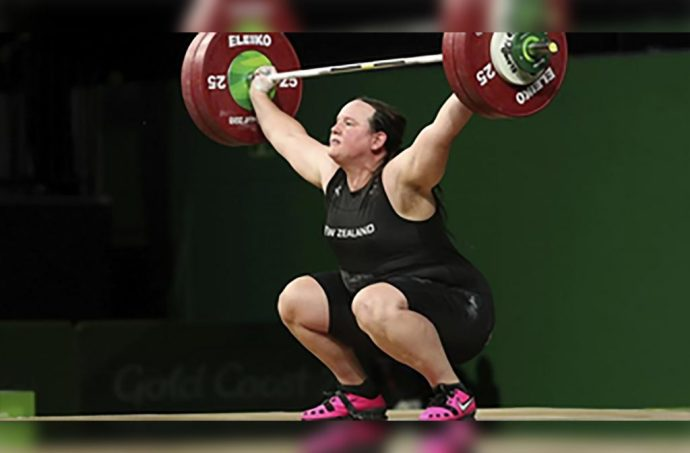 atleta transgénero