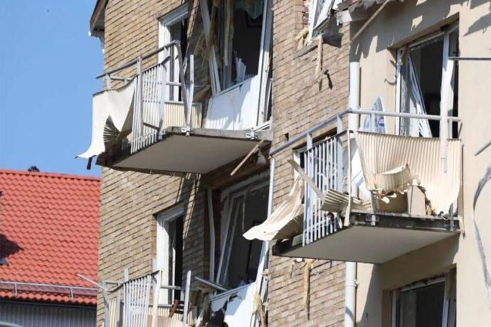 Explosión en edificio de Suecia deja un saldo de 16 heridos. Podría tratarse de un ajuste de cuentas