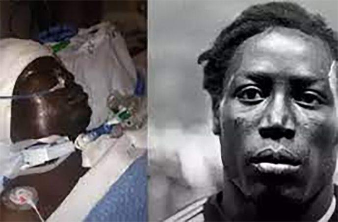Fallece el futbolista Jean-Pierre después de 39 años en estado vegetativo; por un error en la anestesia quedó en coma.