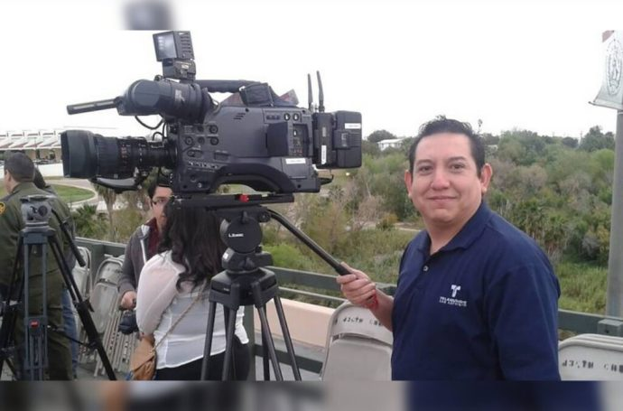 El periodista mexicano que trabajaba en Texas, Gerardo Aranda, fue encontrado muerto en Chiapas; se ahogó