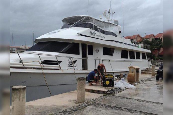 Han pasado 11 días de la desaparición del yate con ayuda humanitaria en el mar entre Quintana Roo y Cuba; los dejaron de buscar