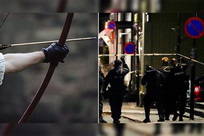 """Hombre armado con arco y flechas deja un saldo de 5 muertos y 2 heridos en Noruega: """"podría tratarse de un acto terrorista"""""""