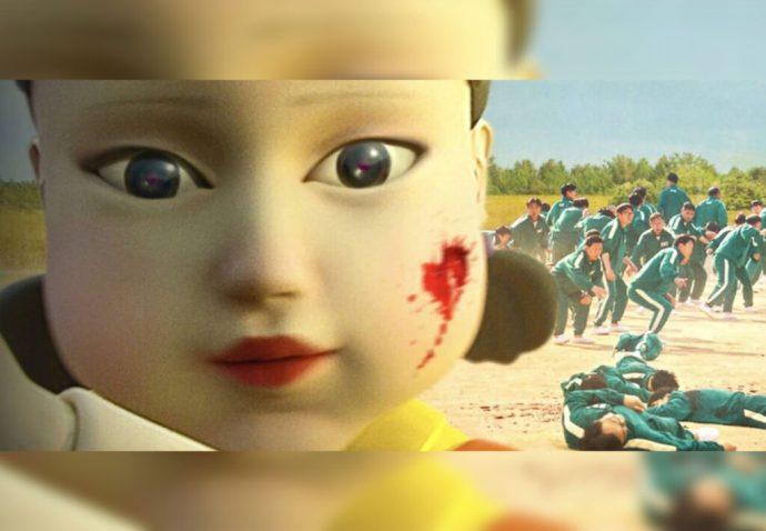 """Niños recrean """"El juego del calamar"""" y se golpean como castigo. La escuela alertó a los padres de estas actitudes violentas"""