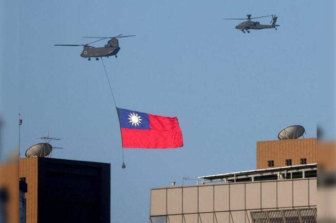 Taiwaneses se ponen en alerta tras las actividades militares de China; 56 aviones vuelan hacia la zona de defensa aérea de Taiwán