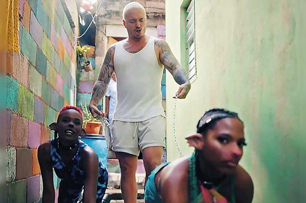 """Por promover la misoginia y el machismo, YouTube retira el video """"Perra"""" de J Balvin; canciller de Colombia muestra su rechazo a la canción"""