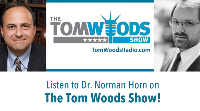 Christians And Libertarians On The Tom Woods Show