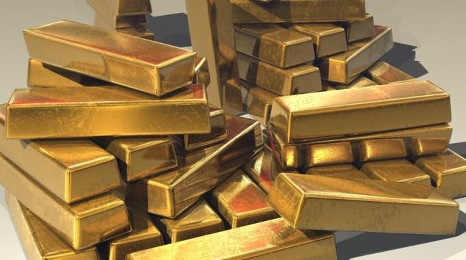 Gold Ingots Golden Treasure 47047