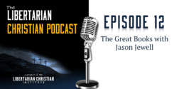 Ep 12: The Great Books With Jason Jewell
