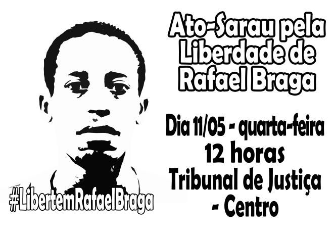 Rafael Braga - ato 11_05 cartaz