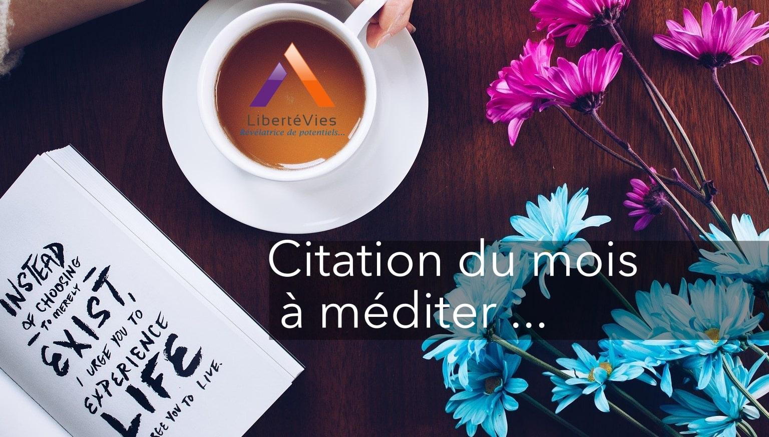 Citation Juillet 2020