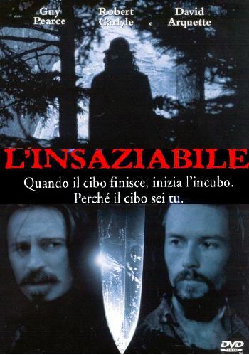 3 - L'insaziabile - The Ravenous