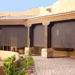 Patio Sun Wind Screens Awnings Shade Products Liberty