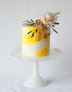 Lemon Yuzu Cake