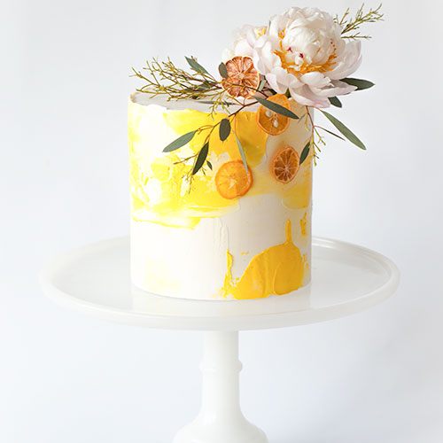 In The Shop Image of Cake
