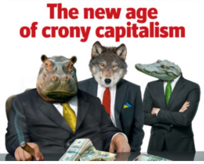 Image result for crony capitalism