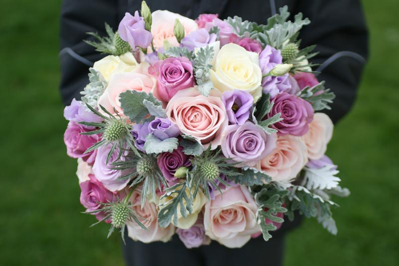 Wedding Flowers In Edinburgh
