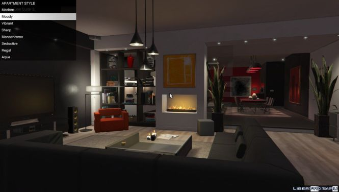 Single Player Apartment 1 9 For Gta 5