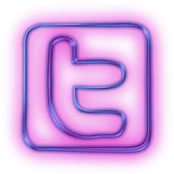 neon purple icon logos chart liberty kings glowing social wordless almost wednesday square ultimate lick royal follow
