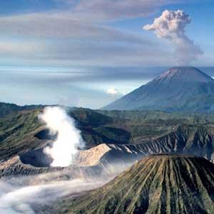 Sulawesi volcanoes
