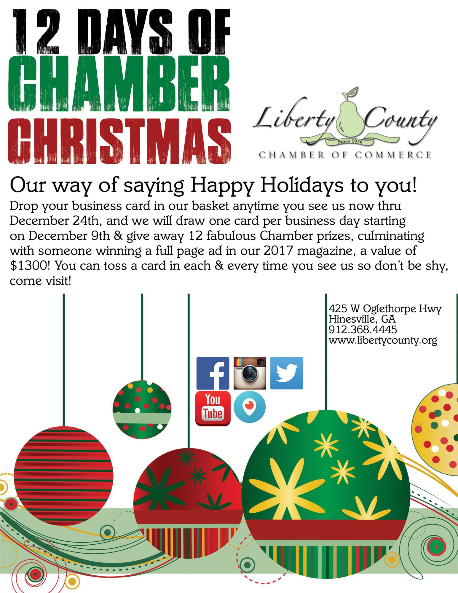 hight resolution of 12 days of chamber christmas