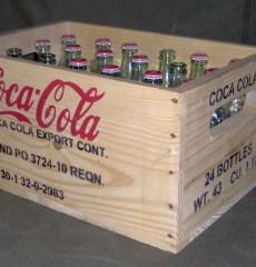 coke exports