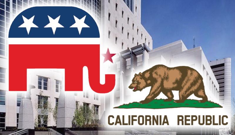 Republican Party Sue over California Tax Return Law