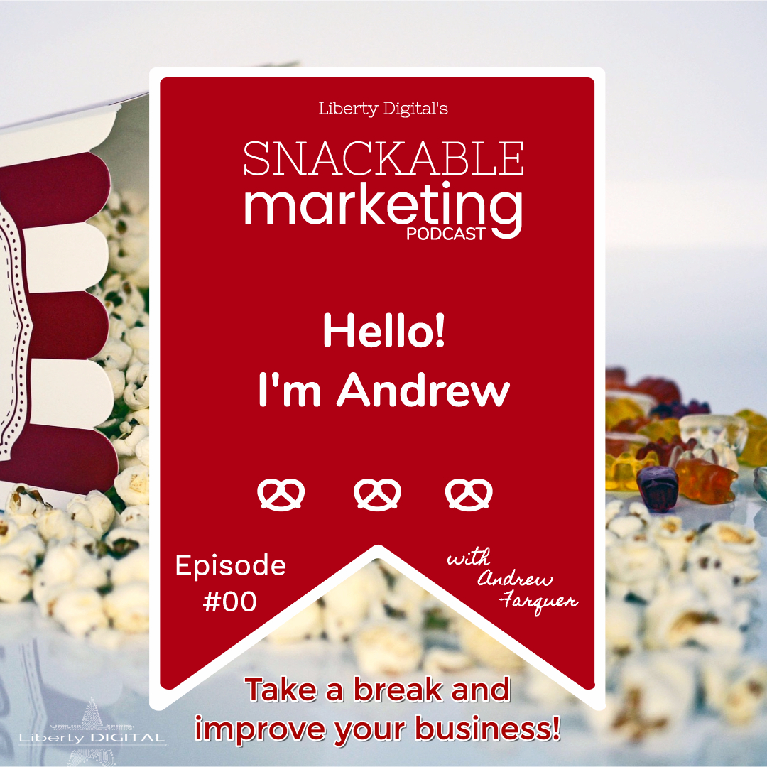 snackable marketing podcast 00 introduction