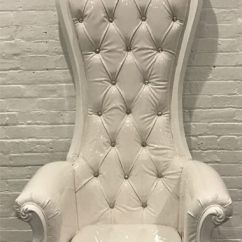 Throne Chairs For Rent Soft Toddlers Liberty Event Rentals White Frame Chair