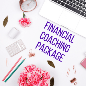 Financial Coaching Package